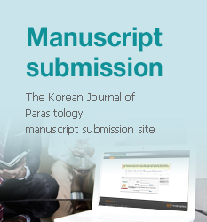 Manuscript submission - The Korean Journal of Parasitology manuscript submission site